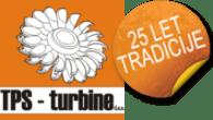 TPS turbine Logo